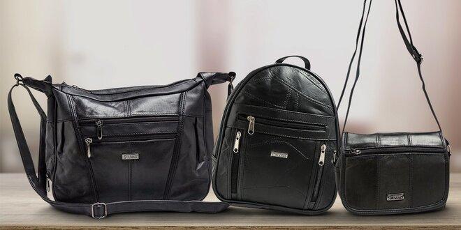 Dámské kožené kabelky a tašky Stefano  8b1dd547cbd
