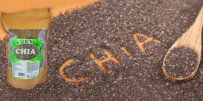 Zázrak jménem chia semínka