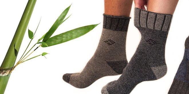 a506c4ea82d 6 párů zdravotních thermo ponožek