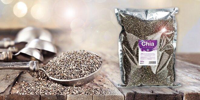 Chia semínka – superpotravina pro každého