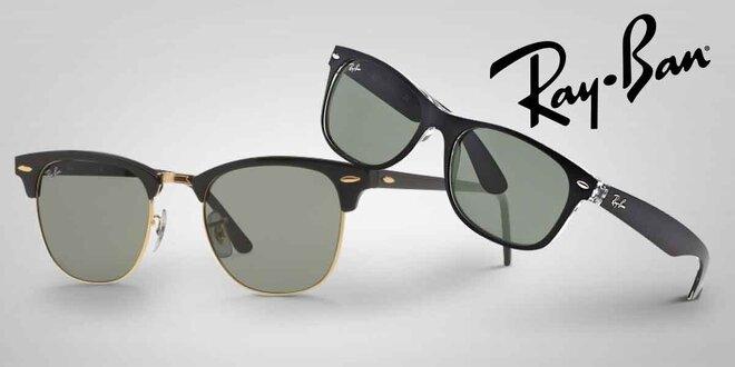 9e7dcc5f4 Ikonické sluneční brýle Ray-Ban | Slevomat.cz