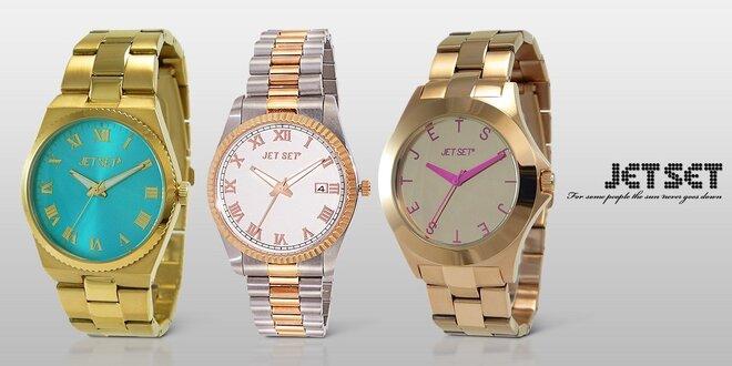 Dámské módní hodinky Jet Set  23f1c4a2885