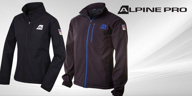 0473a99e6ab Stylová softshellová bunda Alpine Pro
