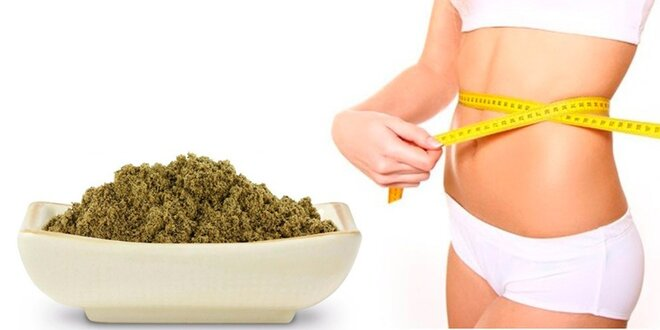 Konopný protein Bio Raw pro zdravé hubnutí a udržení váhy