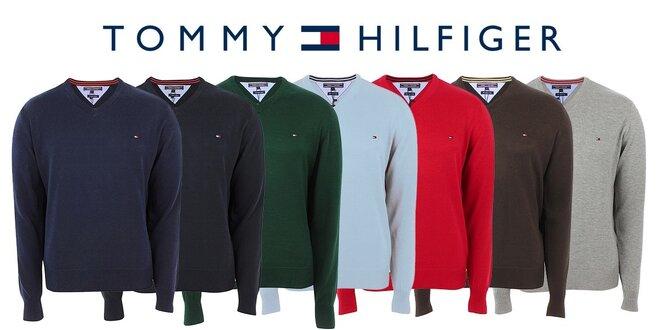 b0e0553c7be Stylové a pohodlné pánské svetry Tommy Hilfiger