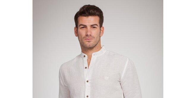 Pánská bílá košile Bendorff