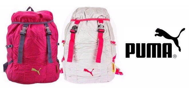 d942beb169b Lehký dámský batoh Puma na výlet i do školy