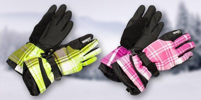 Dámské rukavice na lyže a snowboard  a498cdb21e