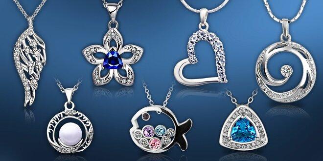 Jemné šperky s krystaly Swarovski Elements  a16010063ea
