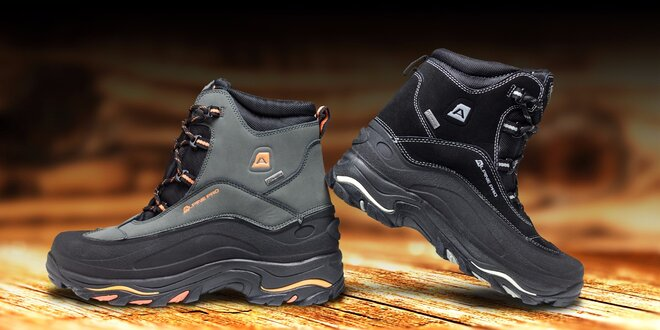 b707d63ab6 Pánská zimní obuv Alpine Pro