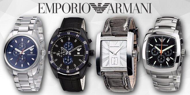 Pánské hodinky Emporio Armani  989e5b3845d