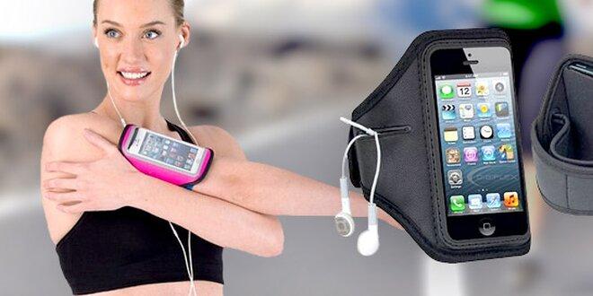 Pouzdro na mobil pro sportovce