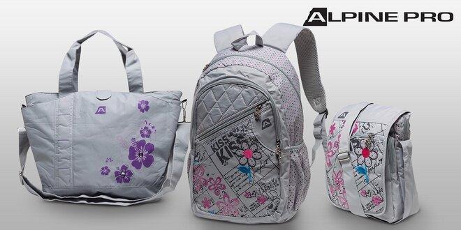Dámské sportovní tašky a batohy Alpine Pro