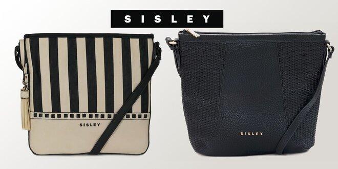 Stylové crossbody kabelky Sisley