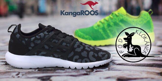Dámské boty KangaROOS na podporu Klokánků