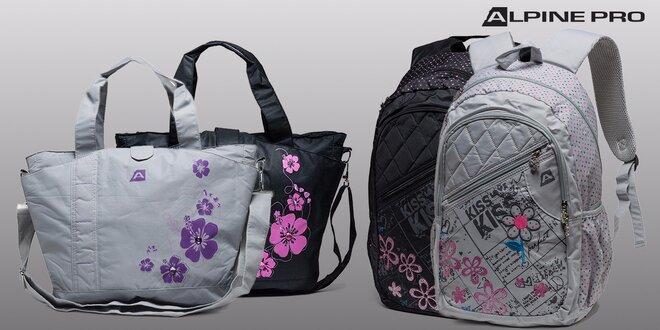 Dámské sportovní tašky a batohy Alpine Pro  4176cb7b2b