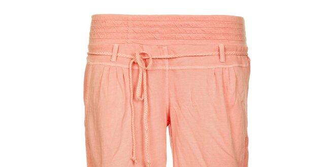 41daff24f945 Dámské růžové bermudy Timeout