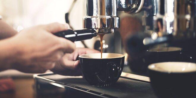 Baristický kurz pro milovníky kávy