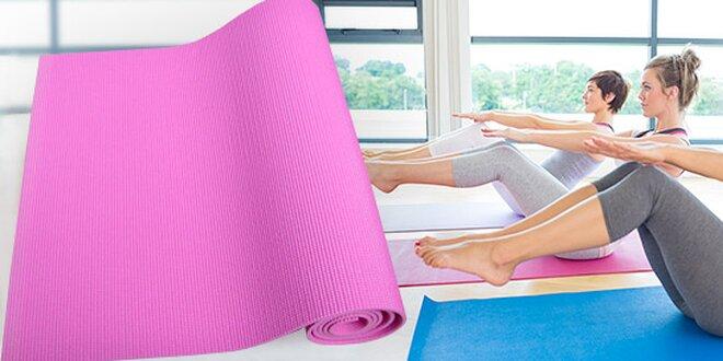 Cvičební podložka na jógu