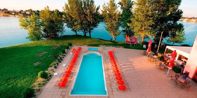 Rodinná dovolená na Seneckých jezerech
