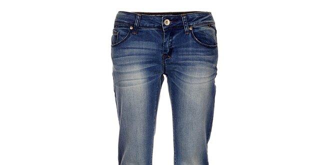 962c9877c49 Dámské modré džíny Exe Jeans