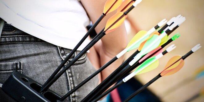 Zahrajte si na lučištníka v akční archery game