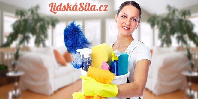 Perfektně naklizeno: 3hodiny úklidu domácnosti