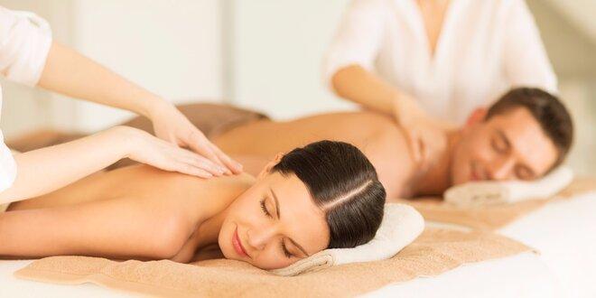 Klasická masáž dle vlastního výběru