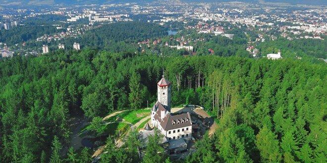 3 dny na Liberecké výšině pro dva s horskou rozhlednou a vydatnou polopenzí