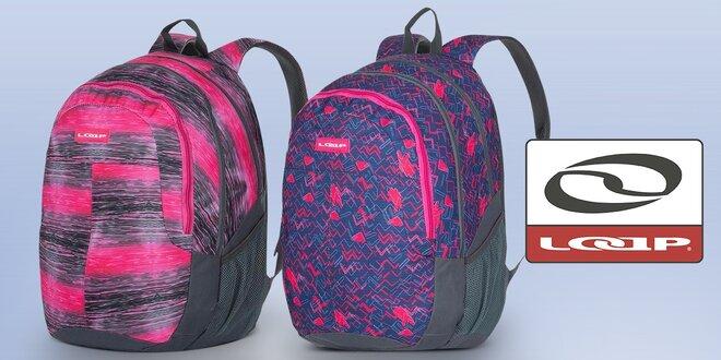 Školní batohy LOAP s pevnými zády  b71679f923