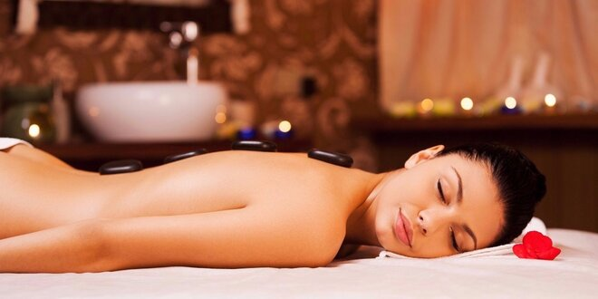 90 minut relaxace – výběr z exotických masáží