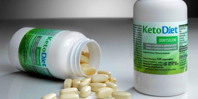 Hořčík a vitamin B12 pro odkyselení organismu