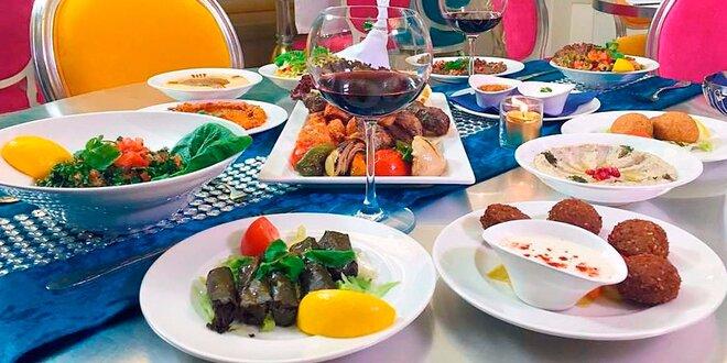 Degustační menu v restauraci Noor pro 2 osoby