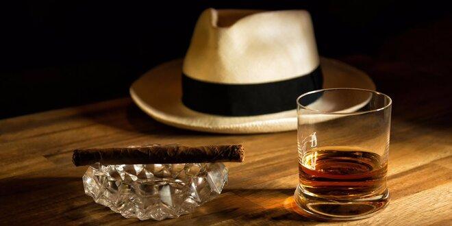 Degustace 7 vzorků vyzrálých rumů vč. pohoštění