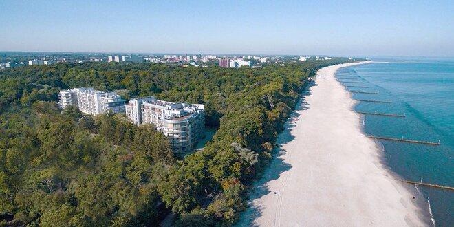 Dovolená u moře v hotelovém resortu v Polsku