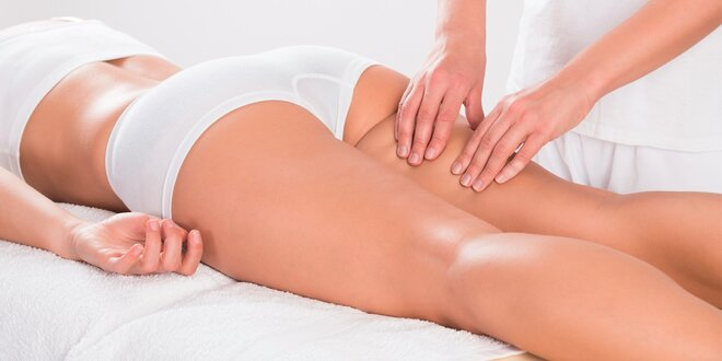 Manuální lymfatická drenáž od profíka včetně vstupu do dámského fitness