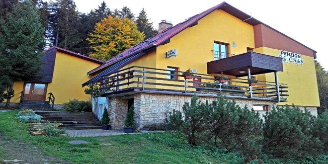 3–8 dní turistiky v Beskydech pro 2 s polopenzí