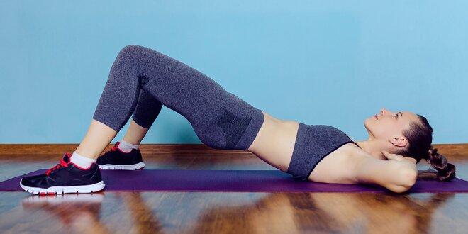 Lekce cvičení pro harmonizaci těla i mysli