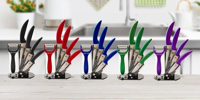 6dílná sada keramických nožů Royalty Line