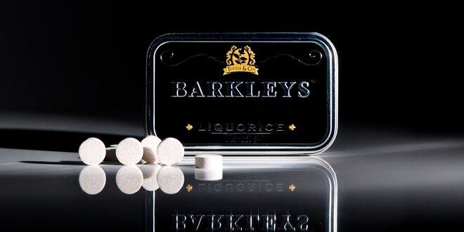 6 balení amerických bonbónů Barkleys mints