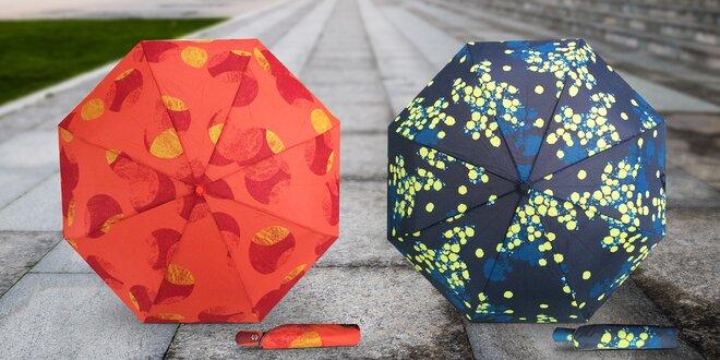 Vzorované automatické deštníky RealSTar