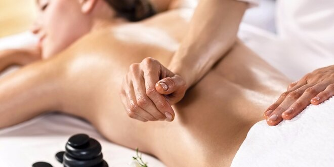 Relaxační masáž ve Studiu Bodyform