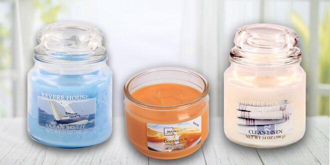 Vonné svíčky Candle lite