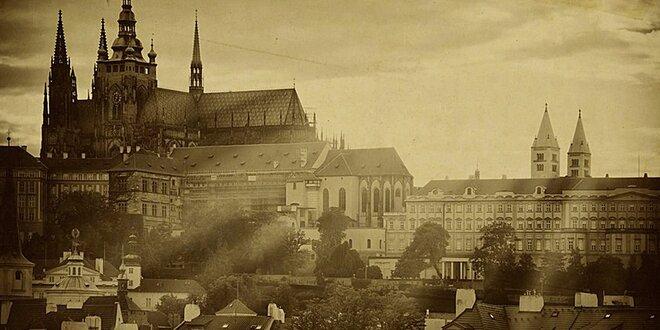 Skvělá úniková hra: Ztracen v Praze
