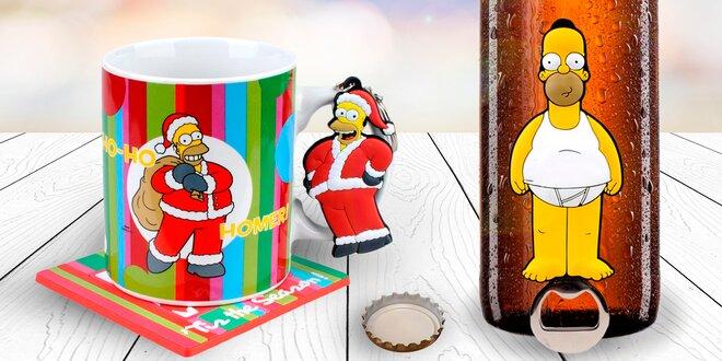 Veselé dárky z oficiální kolekce The Simpsons
