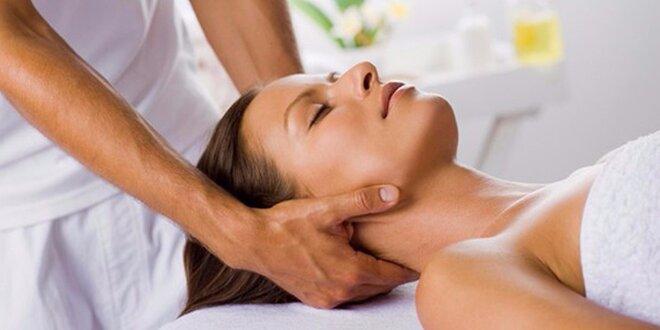 Breussova masáž - masáže zad, šíje a beder