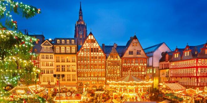 Advent na trzích ve Vídni: 11.12., odjezd z Prahy