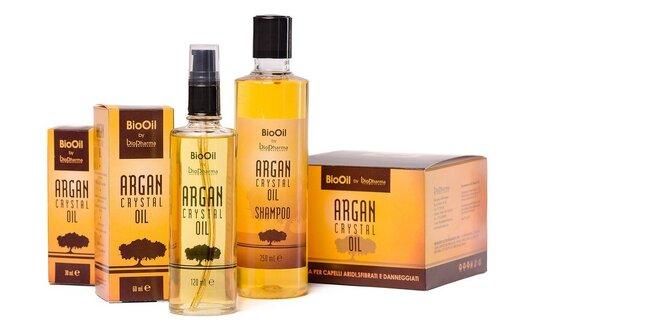 Vlasový arganový balíček