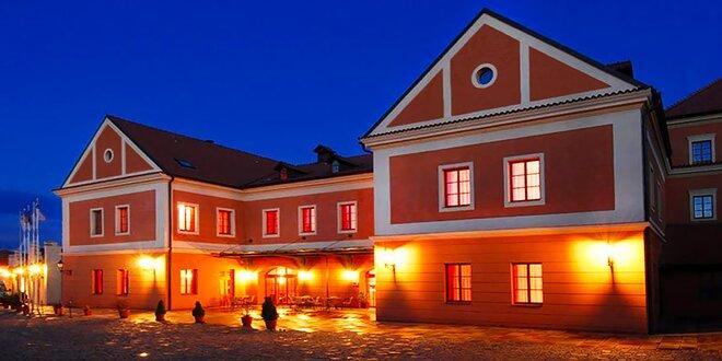 Podzimní pobyt v historickém centru Tábora