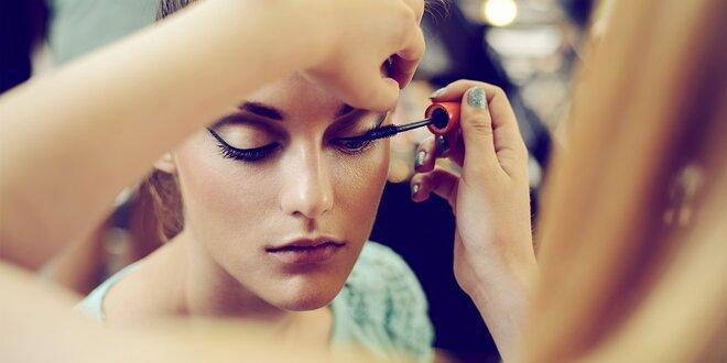 Individuální minikurz líčení pro dokonalý vzhled